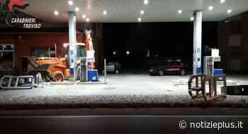 Attacco all'alba al distributore di benzina di Castello di Godego - Notizie Plus