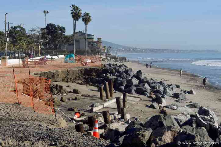 Mother Nature delivers another blow to Capistrano Beach