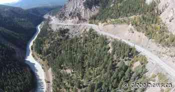 B.C. announces month-long shutdown of Trans-Canada Highway near Alberta border