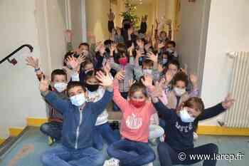 Les écoliers aident la Banque alimentaire - La République du Centre