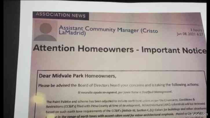 DIGGING DEEPER: HOA addresses Midvale residents concerns after reporting issues