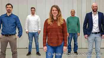 Junge Bewerber vorn platziert - Wetterauer Zeitung