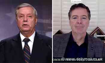 Lindsey Graham releases transcripts from Senate review of Crossfire Hurricane