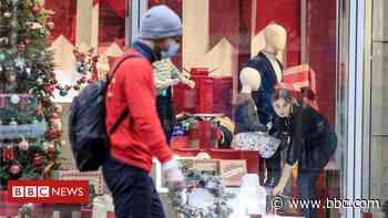 Did we see a Christmas coronavirus spike? - BBC News