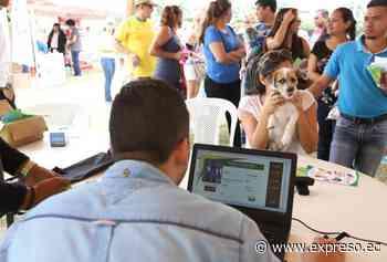 Samborondón firma convenio a favor de los animales - expreso.ec