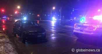 4 pedestrians injured after 3 collisions in Toronto, Newmarket