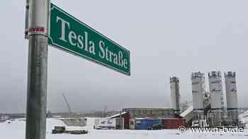 Sicherheitsleistung fehlt: Brandenburg gewährt Tesla Fristverlängerung