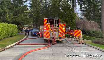 North Vancouver home damaged in appliance fire - North Shore News