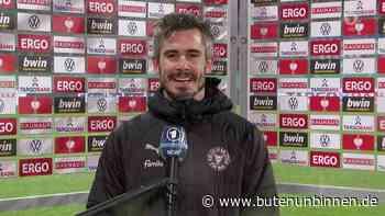 Ex-Werderaner Fin Bartels haut die Bayern aus dem Pokal - buten un binnen