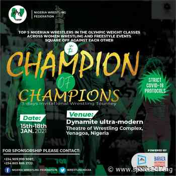 Athletes, Officials Storm Yenagoa For Champion Of Champions Wrestling Tournament - Sports247