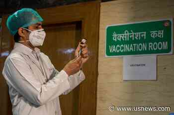 India Starts World's Largest COVID-19 Vaccination Drive