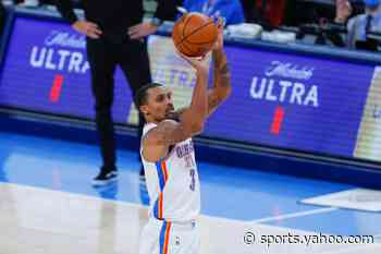 George Hill's halftime speech helped propel Thunder to massive comeback
