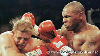 On this Day: Mike Tyson knocks Frans Botha cold after trying and failing to break his arm