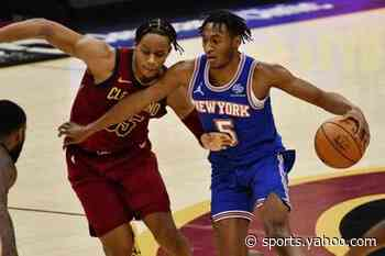 Is it time for the Knicks to start Immanuel Quickley at point guard?