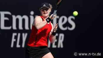 Je drei Finger und den Daumen: Das Tennis-Märchen der Francesca Jones