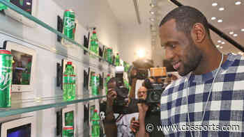 LeBron James leaving Coke after almost 18 years to sign endorsement deal with Pepsi, per reports