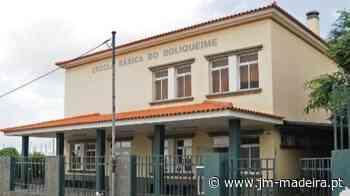 Caso positivo coloca 20 alunos da Escola do Boliqueime em regime de aulas não presencial - jm-madeira.pt