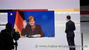 CDU-Vorsitz: Hat Merkel eine klare Präferenz? Kanzlerin äußert besonderen Wunsch