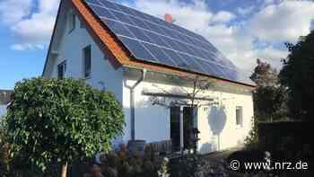 Grüne wollen Photovoltaikleistung in Kleve verdoppeln - NRZ