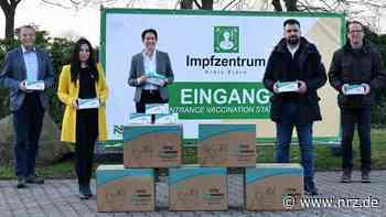 Kreis Kleve: Ezidische Gemeinde spendet 10.000 Masken - NRZ