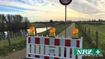 Kleve-Griethausen: Deichlinie wurde bereits fertiggestellt - NRZ