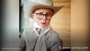 'A Christmas Story' start Peter Billingsley said he was given chewing tobacco on set - Yahoo Entertainment