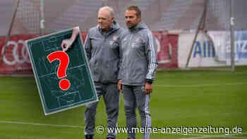 FC Bayern gegen SC Freiburg: Welchem Personal vertraut Trainer Flick in der Krise? Rückkehrer lassen hoffen