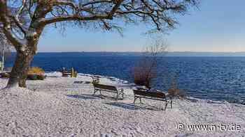 Regeln für Ausflügler: Polizei kontrolliert Wintersportgebiete