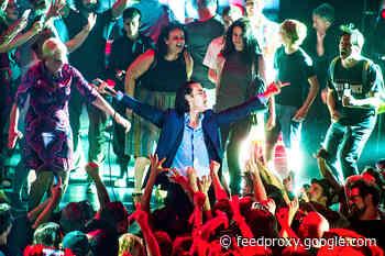 "Nick Cave talks finding ""the beautiful idea"" & the creative process"