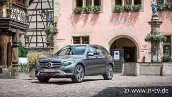 Gebrauchtwagencheck: Mercedes GLC - zuverlässig, ein Problem