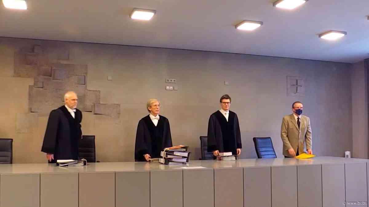 Landgericht Ansbach: Richter muss keine Maske tragen - BR24