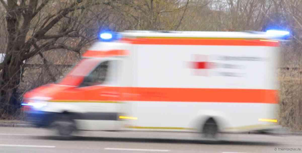 Ansbach: +++ Vorfahrt missachtet - Vier Verletzte +++ - fränkischer.de