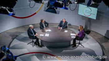 Hauchdünnes Rennen um CDU-Vorsitz: Ergebnis im ersten Wahlgang liegt vor - Es kommt zur Stichwahl