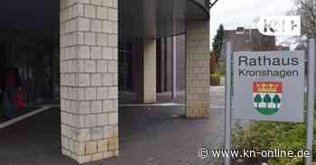 Fragen zum Impfstart: Kronshagen richtet Bürgertelefon im Rathaus ein - Kieler Nachrichten