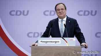Breaking News: Laschet ist zum neuen Vorsitzenden der CDU gewählt worden