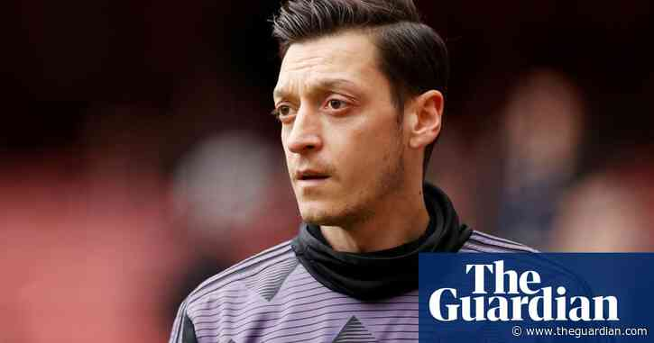 Mesut Özil poised to join Fenerbahce as agreement on ending Arsenal deal nears