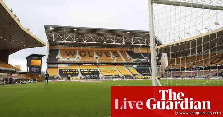 Wolves v West Brom: Premier League – live!