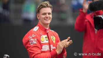 Nachwuchs für Ferrari-Akademie: Schumacher bekommt Kollegin bei Ferrari