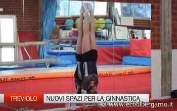 Treviolo: si allarga la palestra per la ginnastica artistica - L'Eco di Bergamo