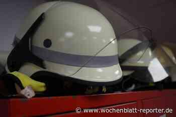 Gebäudebrand in Breitenbach: Feuer auf Balkon greift auf Gebälk über - Wochenblatt-Reporter
