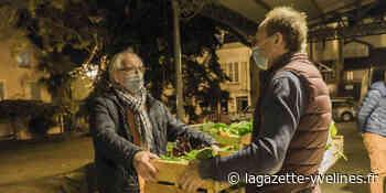 Sortie de terre, l'Amap recherche ses derniers adhérents - La Gazette en Yvelines