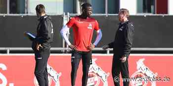 1. FC Köln: Markus Gisdol glaubt weiter an Tolu Arokodare - EXPRESS