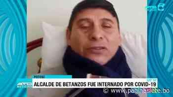 Alcalde de Betanzos da positivo al coronavirus - Pagina Siete