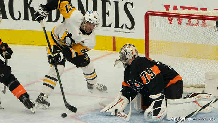 Sidney Crosby Becomes All-Time Leading Scorer As A Visiting Player In Philadelphia