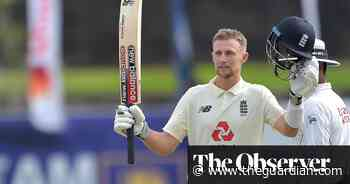 Joe Root's inspired 228 keeps England in command before rally from Sri Lanka