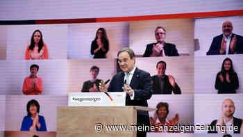 CDU-Vorsitz: Laschet gewinnt Stichwahl gegen Merz knapp - und muss jetzt wohl nur noch einen fürchten