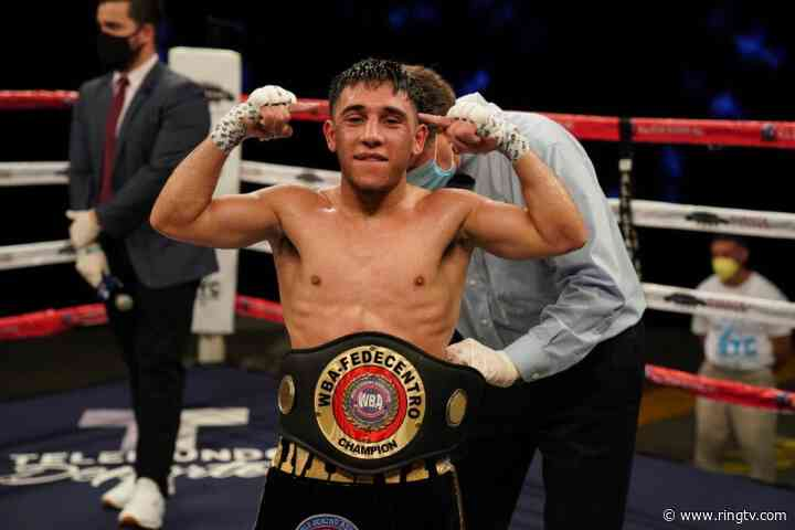 Former world title challenger Axel Aragon signs promotional deal with All Star Boxing