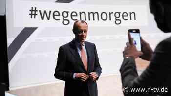 Griff nach Wirtschaftsressort: Merz dient sich als Minister unter Merkel an