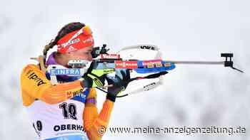 Biathlon in Oberhof jetzt im Liveticker: Drei Nachlader werfen Janina Hettich zurück