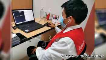 Contraloria programa audiencia publica virtual en Huanta - Jornada